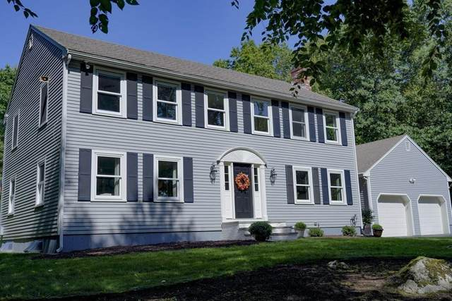 10 Wedgewood Dr, Easton, MA 02356 (MLS #72721938) :: Parrott Realty Group