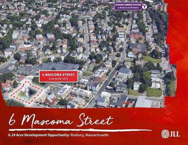 6 Mascoma, Boston, MA 02121 (MLS #72721959) :: Parrott Realty Group