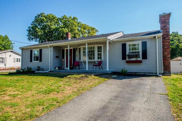 118 Greenbrier Drive, New Bedford, MA 02745 (MLS #72721964) :: The Duffy Home Selling Team