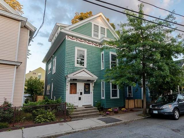 57 Magee St #57, Cambridge, MA 02139 (MLS #72721985) :: Charlesgate Realty Group