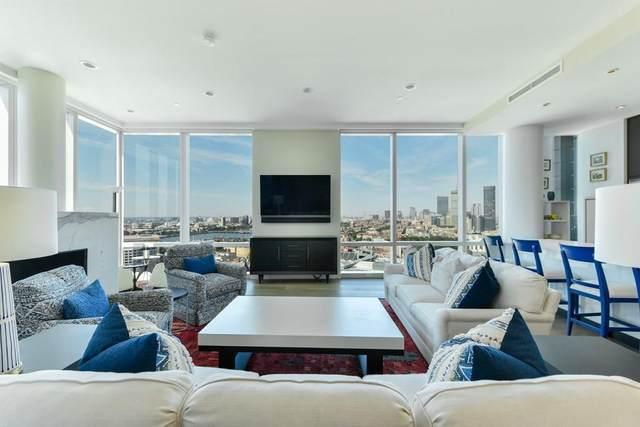 188 Brookline Avenue Ph-28E, Boston, MA 02215 (MLS #72722094) :: Zack Harwood Real Estate | Berkshire Hathaway HomeServices Warren Residential