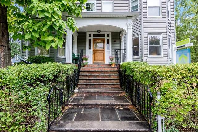 40 School St #4, Somerville, MA 02143 (MLS #72722150) :: Parrott Realty Group