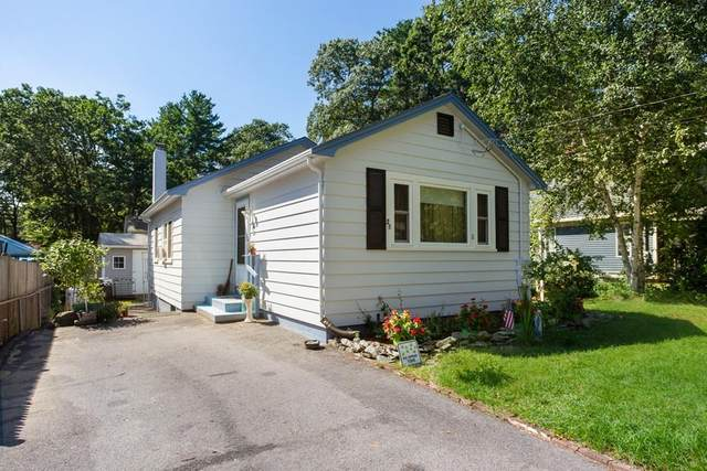 21 Wampum Road, Norton, MA 02766 (MLS #72722342) :: Anytime Realty