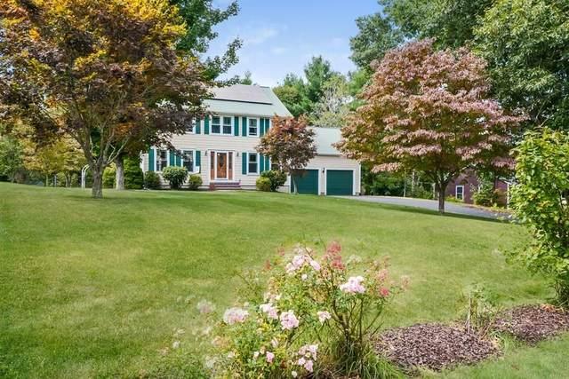 40 Charles St, Bridgewater, MA 02324 (MLS #72722380) :: Kinlin Grover Real Estate
