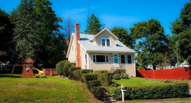 132 Heard Street, Worcester, MA 01603 (MLS #72722470) :: Parrott Realty Group