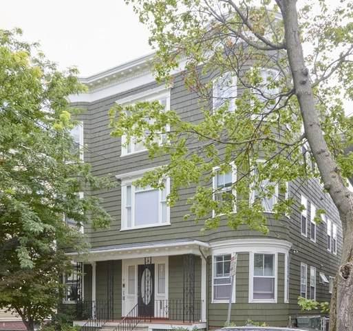 56 Maple Avenue #2, Cambridge, MA 02139 (MLS #72722522) :: Parrott Realty Group