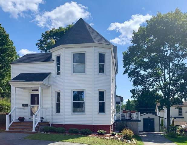 13 Currier Ave, Haverhill, MA 01830 (MLS #72722534) :: The Duffy Home Selling Team