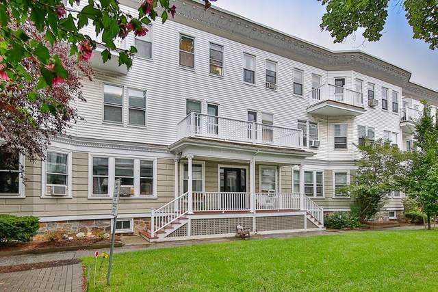 28 Stanton Rd #5, Brookline, MA 02445 (MLS #72722643) :: Parrott Realty Group
