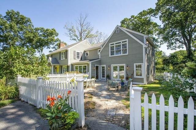 3 Forest Cir, Cohasset, MA 02025 (MLS #72722645) :: Exit Realty