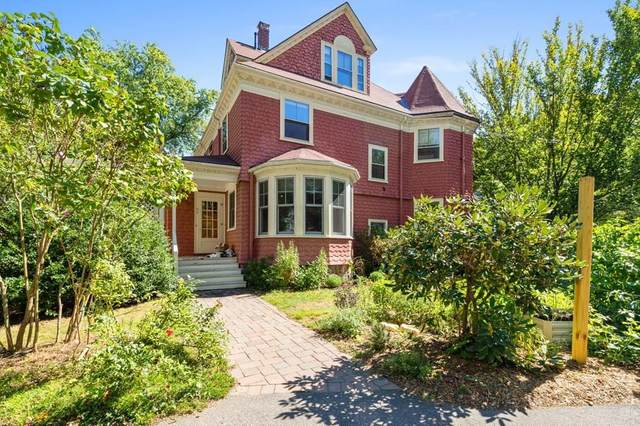 49 Clyde Street, Newton, MA 02460 (MLS #72722702) :: Walker Residential Team