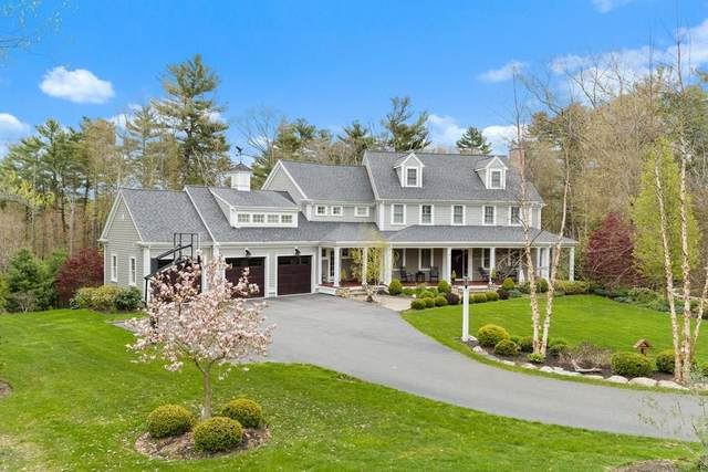 8 Cowings Cove, Norwell, MA 02061 (MLS #72722778) :: Parrott Realty Group