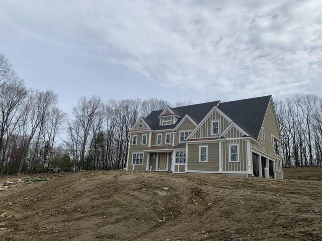 Lot 1 Deerfoot Road, Southborough, MA 01772 (MLS #72722791) :: Trust Realty One