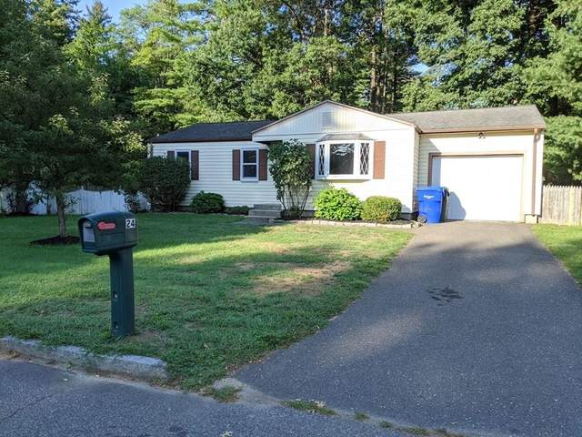 24 Spikenard Cir, Springfield, MA 01129 (MLS #72722863) :: Parrott Realty Group