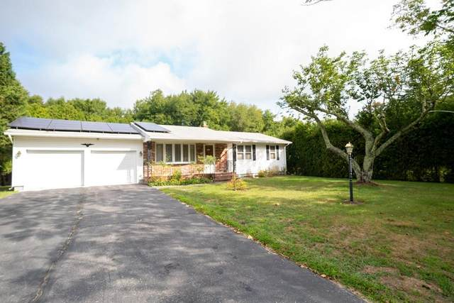 387 Russells Mills Rd, Dartmouth, MA 02748 (MLS #72722874) :: Exit Realty