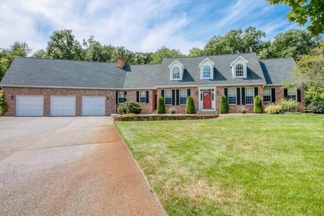19 Stonegate Cir, Wilbraham, MA 01095 (MLS #72722902) :: The Duffy Home Selling Team