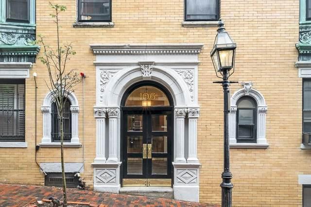 106 Myrtle St. #1, Boston, MA 02114 (MLS #72722909) :: Boylston Realty Group