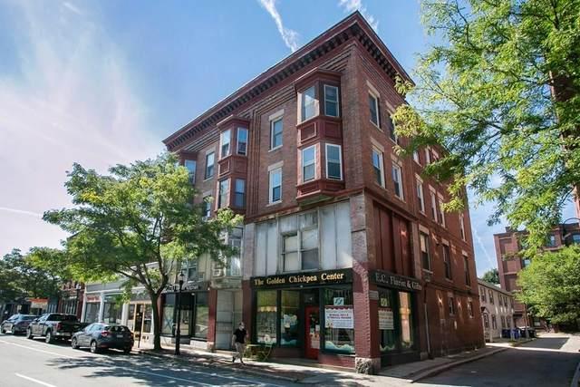 222 Washington Street #6, Brookline, MA 02445 (MLS #72722980) :: Parrott Realty Group