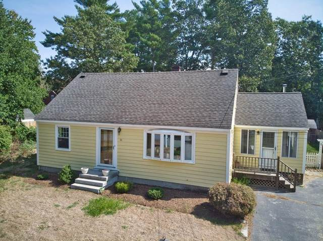 11 Hawthorne Ave, Westford, MA 01886 (MLS #72723014) :: Anytime Realty