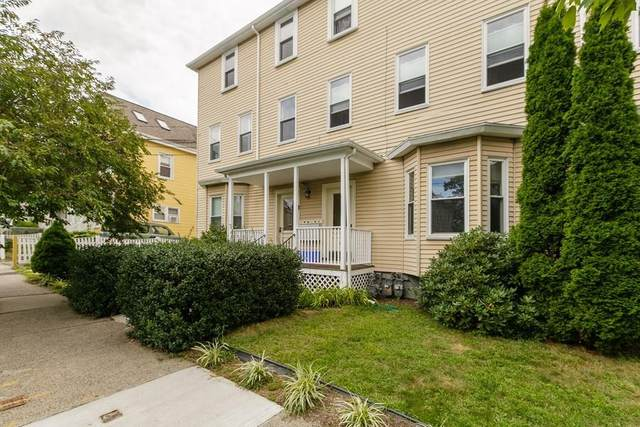 25 Prescott St #2, Somerville, MA 02143 (MLS #72723024) :: Parrott Realty Group