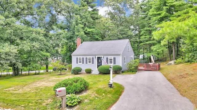362 Winter St., Hanover, MA 02339 (MLS #72723071) :: Trust Realty One