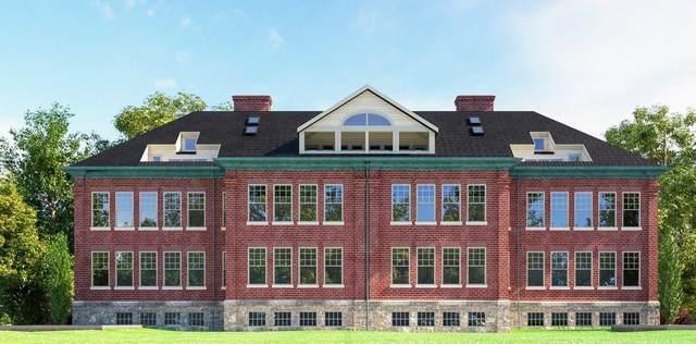 120 Maplewood Avenue #204, Gloucester, MA 01930 (MLS #72723092) :: Westcott Properties