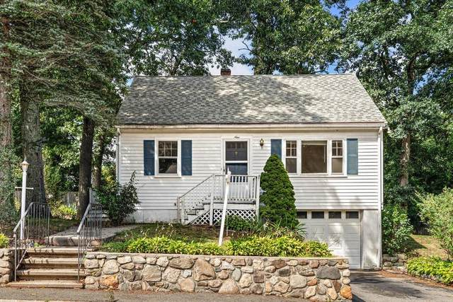 9 Burroughs Road, North Reading, MA 01864 (MLS #72723199) :: Parrott Realty Group