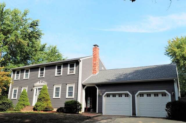 570 Maple St, Mansfield, MA 02048 (MLS #72723374) :: Parrott Realty Group