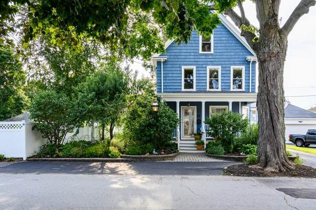21 Haseltine St, Haverhill, MA 01835 (MLS #72723463) :: Parrott Realty Group