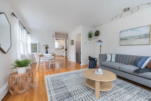 12 Fairmont Ave #12, Cambridge, MA 02139 (MLS #72723516) :: Anytime Realty