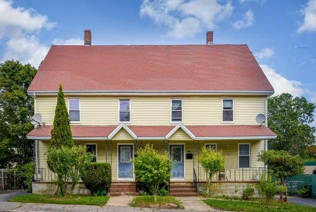 294-296 Whiting Ave, Dedham, MA 02026 (MLS #72723520) :: Cosmopolitan Real Estate Inc.