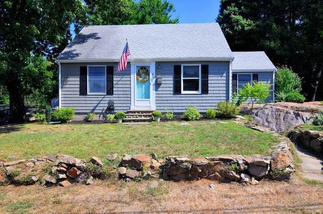 49 Idlewell Street, Weymouth, MA 02188 (MLS #72723554) :: Parrott Realty Group