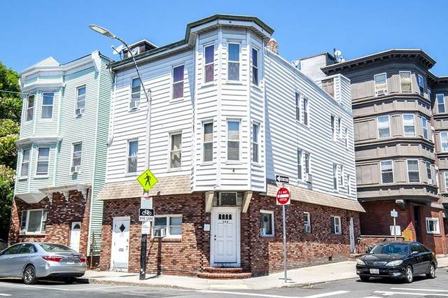 8888 3 Family Package, Boston, MA 02128 (MLS #72723639) :: The Seyboth Team