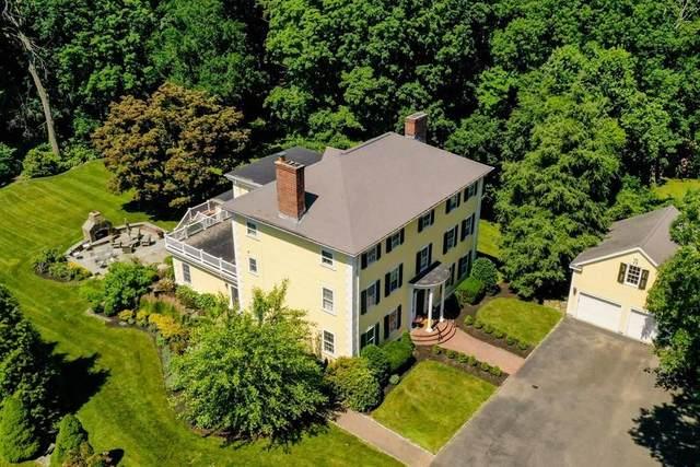 15 Smith Road, Milton, MA 02186 (MLS #72723726) :: Cosmopolitan Real Estate Inc.