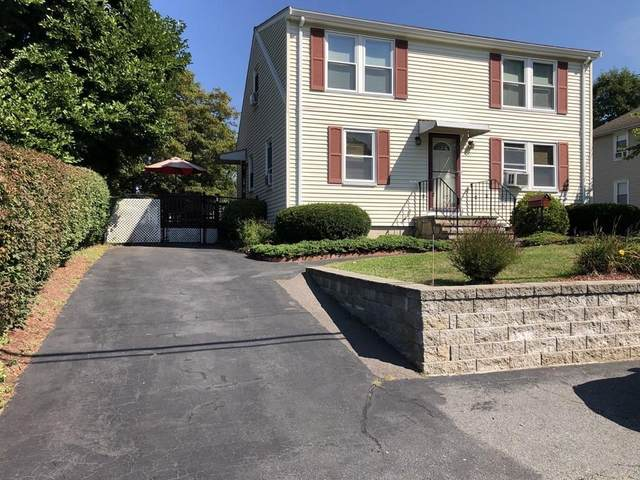 31 Hillcrest Ave, Dedham, MA 02026 (MLS #72723876) :: Parrott Realty Group