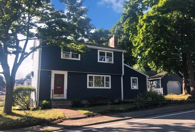 37 Gloucester, Gloucester, MA 01930 (MLS #72723888) :: Westcott Properties