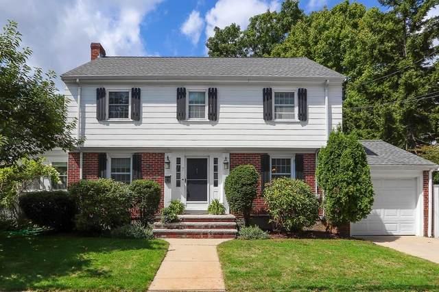 7 Ferncroft Rd, Boston, MA 02132 (MLS #72723994) :: Boylston Realty Group