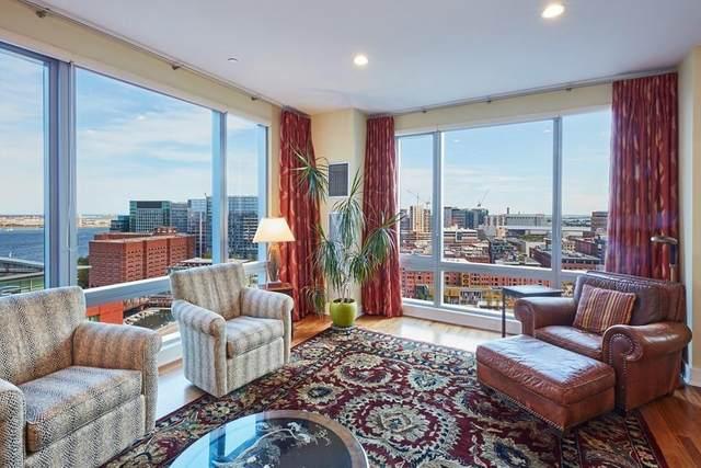 500 Atlantic Ave 19N, Boston, MA 02210 (MLS #72724081) :: Parrott Realty Group