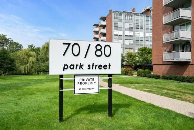 70 Park St #71, Brookline, MA 02446 (MLS #72724118) :: Exit Realty