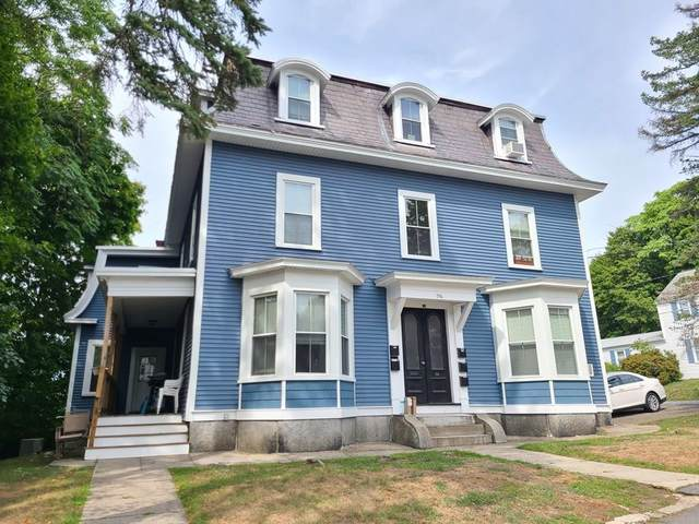 156 Tenth Street., Lowell, MA 01850 (MLS #72724194) :: EXIT Cape Realty