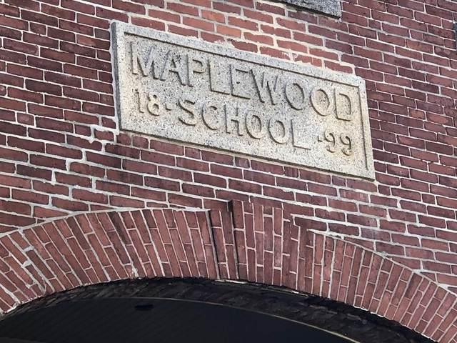 120 Maplewood Avenue #302, Gloucester, MA 01930 (MLS #72724201) :: Westcott Properties