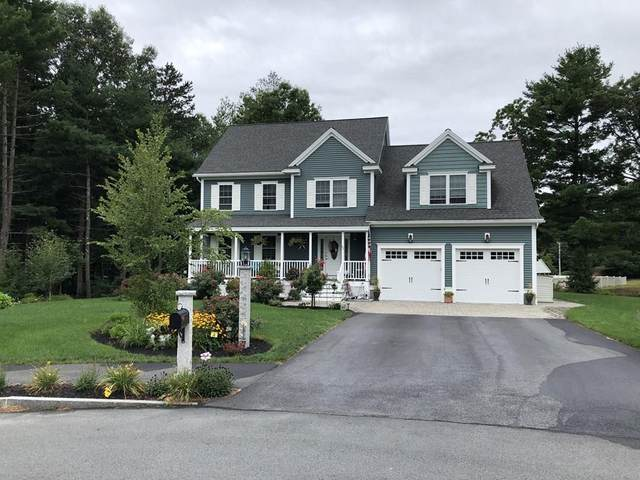 8 Tanner's Ridge Rd., Peabody, MA 01960 (MLS #72724215) :: Anytime Realty