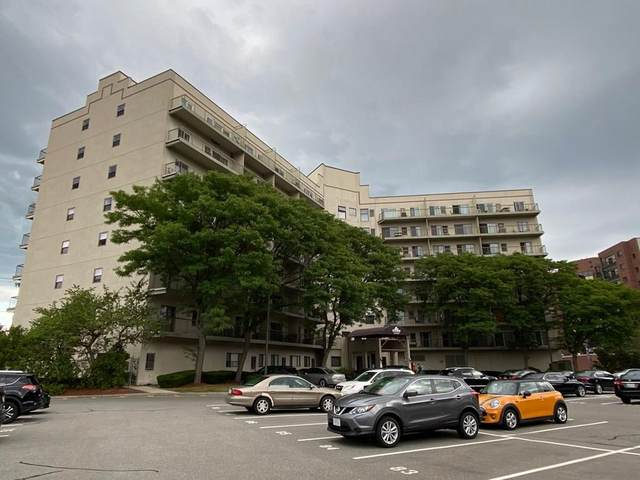 133 Commander Shea Blvd #808, Quincy, MA 02171 (MLS #72724278) :: Parrott Realty Group