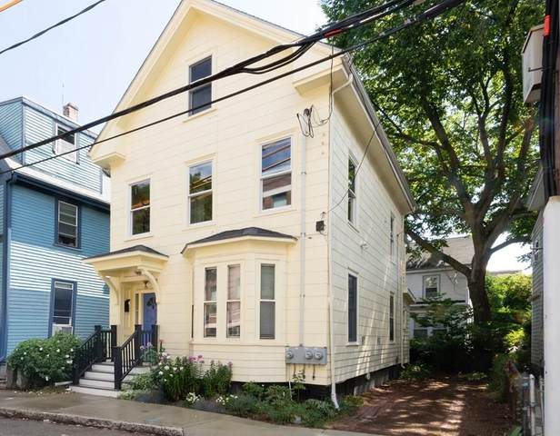 216 Windsor St, Cambridge, MA 02139 (MLS #72724295) :: Anytime Realty