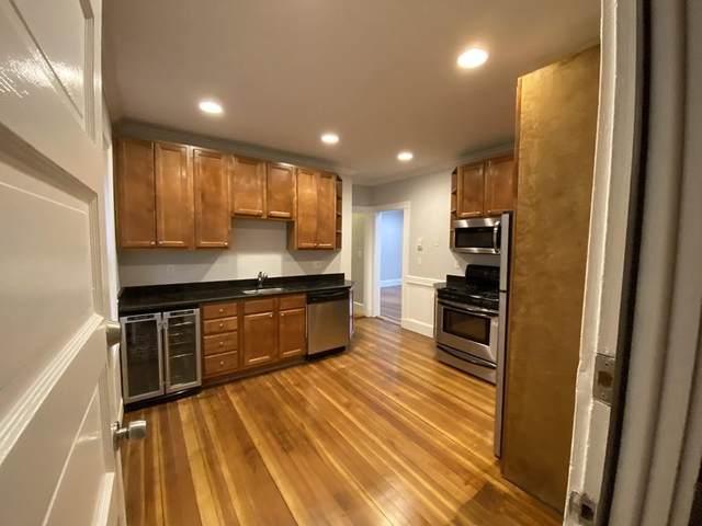 22 Buttonwood #1, Boston, MA 02125 (MLS #72724414) :: Trust Realty One