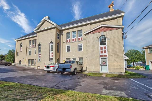 200 Rogers St #6, Lowell, MA 01852 (MLS #72724497) :: EXIT Cape Realty