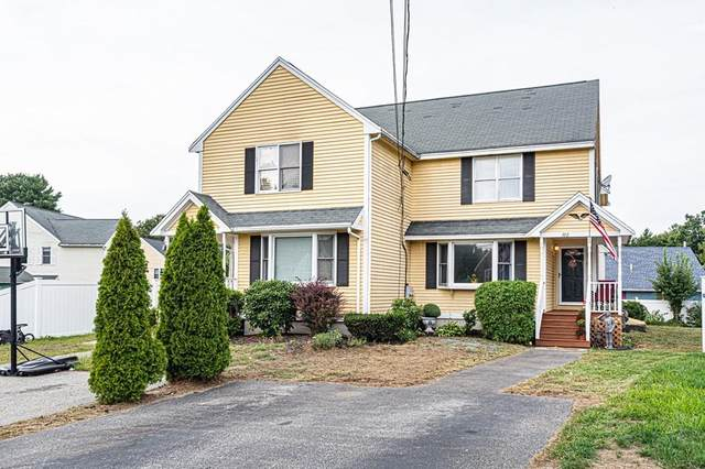 102 Blue Jay Ct, Wilmington, MA 01887 (MLS #72724571) :: Parrott Realty Group