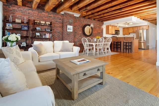 53 Fulton Street #2, Boston, MA 02109 (MLS #72724581) :: Boylston Realty Group