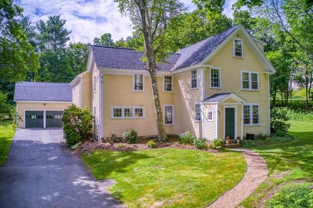 38 Lincoln Rd, Lincoln, MA 01773 (MLS #72724750) :: Parrott Realty Group