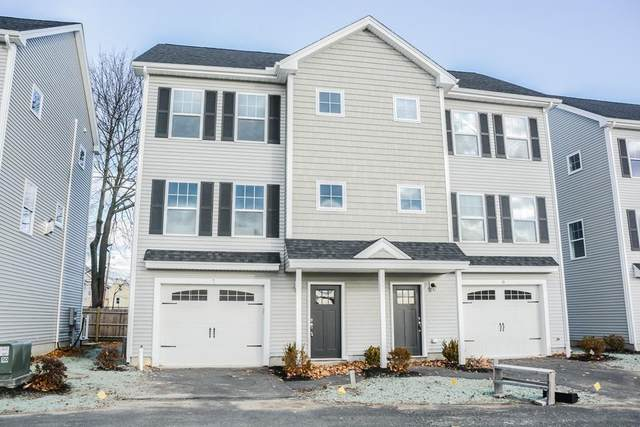 1400 Gorham Street #22, Lowell, MA 01852 (MLS #72724761) :: The Duffy Home Selling Team