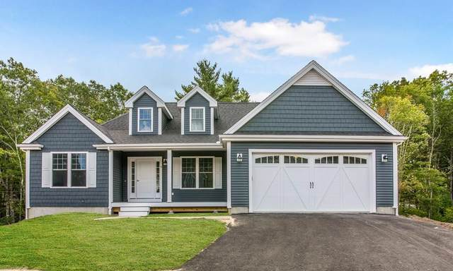 159 Copperwood Road, Pembroke, MA 02359 (MLS #72724830) :: Dot Collection at Access